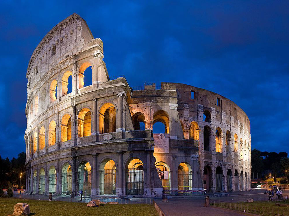 Colosseum_in_Rome Image